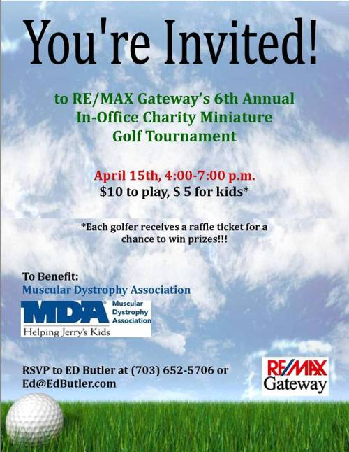 Join Us In Our Fight To Defeat Muscular Dystrophy ~ RSVP Today!