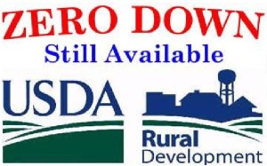 Zero $ Down, Fixed Rate, Minimal Closing Costs ~ Is USDA For You?